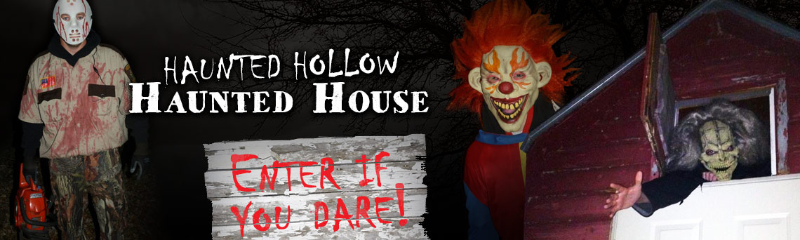 Haunted Hollow Haunted House | Things to Do Minnesota